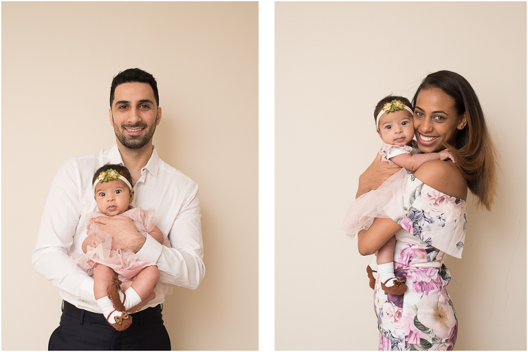 two month old baby girl potomac family photography monica alman
