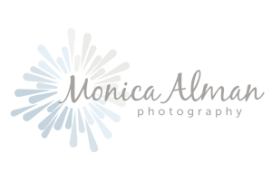 Gaithersburg, Maryland Newborn, Children and Family Photographer- Monica Alman Photography logo